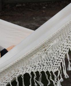 Deluxe hängmatta i brasiliansk stil - dubbelstorlek