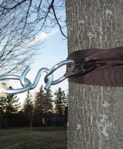 Vivere trädband för hängmattor (2 st)