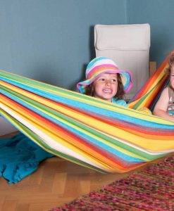 Playa hängmatta för barn - Rainbow