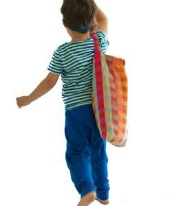 Cuadro hängmatta för barn - Rainbow