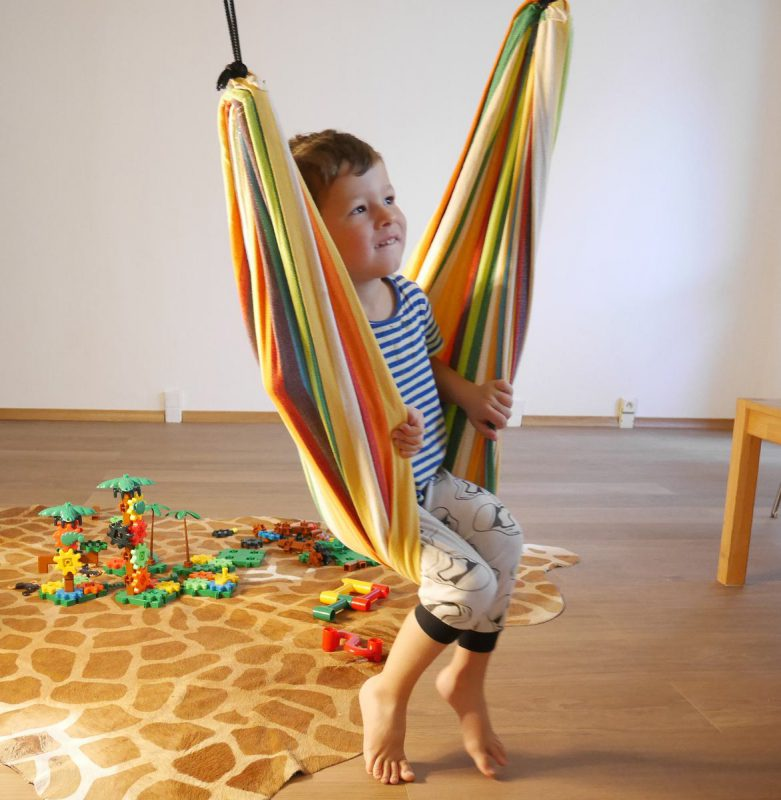 Playa hängstol - Rainbow - Barn