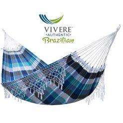 Brasiliansk hängmatta i dubbelstorlek - MARINA