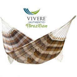 Brasiliansk hängmatta i dubbelstorlek - BRAZILWOOD