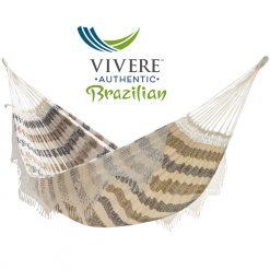 Brasiliansk hängmatta i dubbelstorlek - Costa